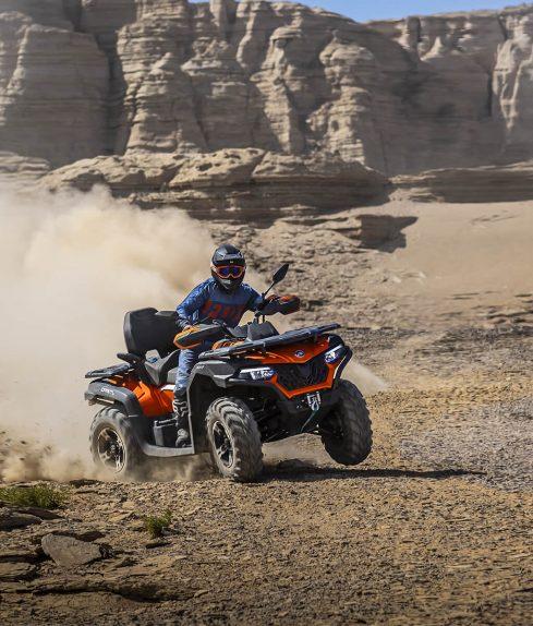 CF Moto ATV Νέα Μοντέλα - atvexpert.gr